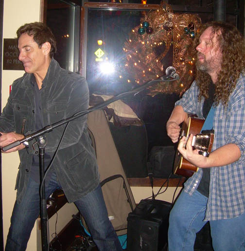 Johnny B and Chicago Mike photo 1